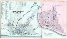Cape May City, Sea Grove, New Jersey Coast 1878